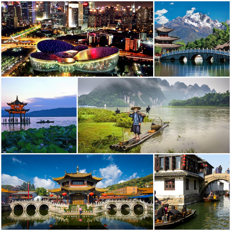 лучшие туры в китай